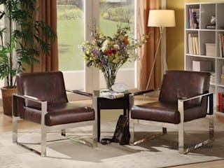 A Pair of Armchairs for Your Home Locus Habitat Living roomSofas & armchairs