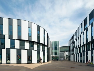 Vienna University of Economics and Business Plot 02 の Atelier Hitoshi Abe