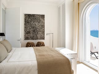 غرفة نوم تنفيذ Stefano Dorata