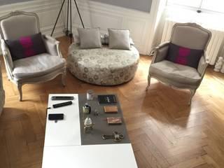Décoration appartement Haussemanien par Agence Al Dentro / Adélia Verdiel Moderne