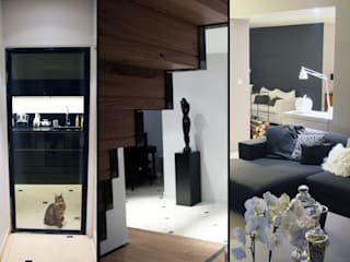Houses by EVA MYARD interior, Modern