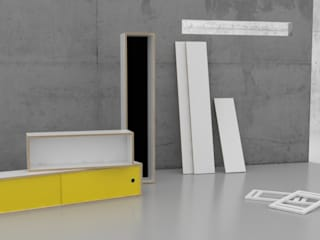 Studio DLF 家庭用品収納