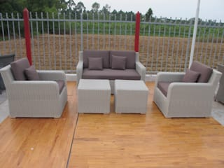 Sofa set RASF 006 por Sunday Furniture Clássico