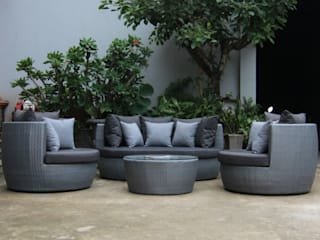 Sofa set RASF 044 por Sunday Furniture Clássico