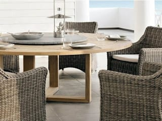 Dining set RADS 025 por Sunday Furniture Clássico