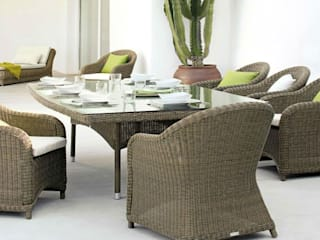 Dining set RADS 026 por Sunday Furniture Clássico