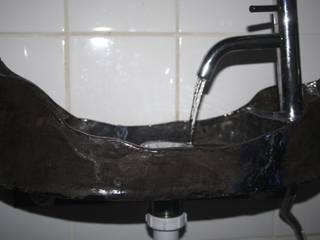 Vasque céramique Gondole:  de style  par Funny Loo