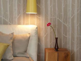 JacobsHaus: moderne Schlafzimmer von Cubus Projekt GmbH