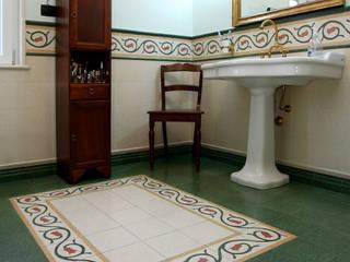 Phòng tắm phong cách kinh điển bởi fogazza Kinh điển