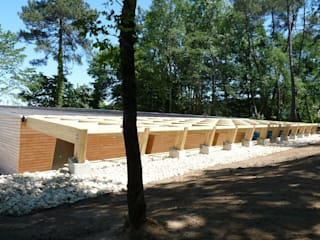 Centre de ressources Stades modernes par Christian Larroque Moderne