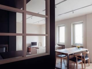 casa DanDa di Marg Studio Minimalista
