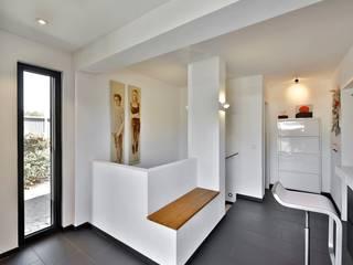 Дома в стиле модерн от 4plus5 Модерн