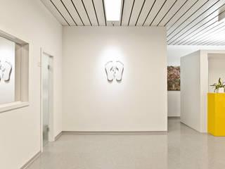 Praxis für Podologie Dieter Baumann Moderne Praxen von Studio DLF Modern