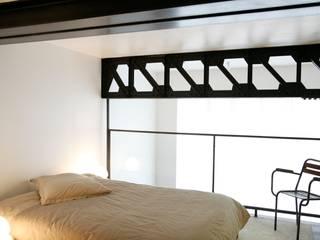 Chambre :  de style  par Karine Herz - Design Interieur