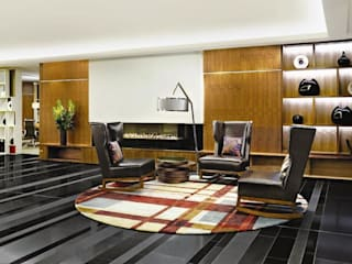 Sheraton Grand Hotel & Spa, Edinburgh, UK by MKV Design Сучасний