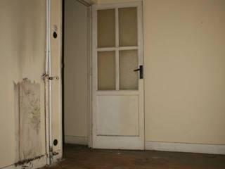 Reforma de piso en Vigo de T Estudio de Diseño Minimalista