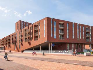 Meerrijk Blok A: modern  door wUrck, Modern