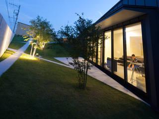 Secret Garden Casas modernas de bandesign Moderno