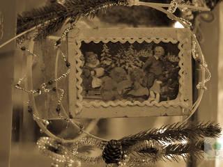 Natale - materiali di recupero e vintage:  in stile  di All - Pro sas