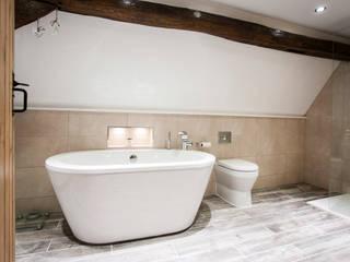 Salle de bain de style de style Moderne par Burlanes Interiors