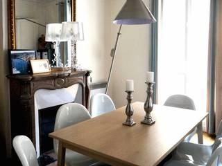 Salle à manger:  de style  par Atelier L.A. Design