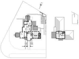woonhuis in Achel [België] van PHOENIX, architectuur en stedebouw Eclectisch