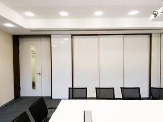 Seminarraum 1:  Bürogebäude von more vision Innenarchitektur
