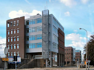 de Heren van Twente:  Kantoorgebouwen door PHOENIX, architectuur en stedebouw, Klassiek