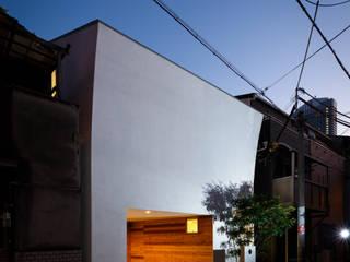 haus-wave: 一級建築士事務所hausが手掛けた家です。