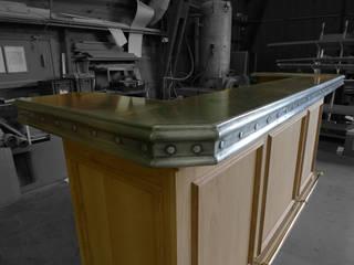 Comptoir de service par Ateliers JOVIS Industriel