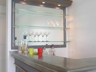 Bar de salon par Ateliers JOVIS Classique