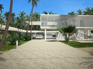 RESIDENTIAL HOUSE IN THE BEACH de SERGIALEX.SCP