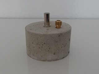 Beton Baldachin: industriell  von Beton Cube,Industrial