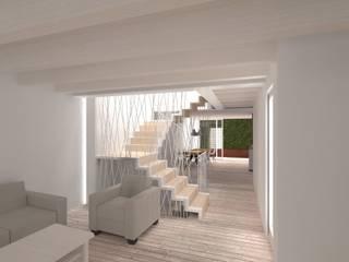 casa privata Case moderne di viabrenneroarchitettura Moderno