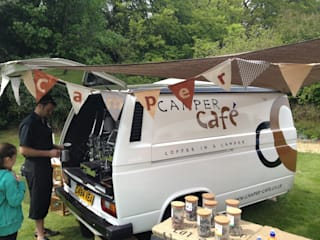 Coffee at sporting events:   by Camper  Cafe