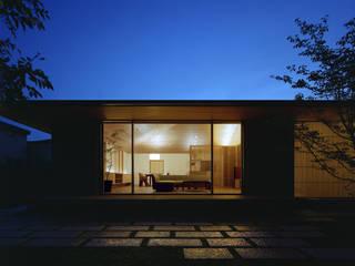 House in Satsuma 柳瀬真澄建築設計工房 Masumi Yanase Architect Office Modern houses