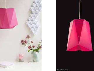 Lamp A3: styl , w kategorii  zaprojektowany przez King Kong Design,