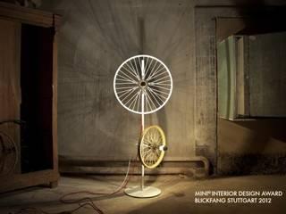 Rim Lamp Stehlampe von Studio DLF