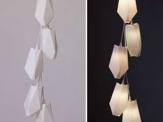 Lamp A4: styl , w kategorii  zaprojektowany przez King Kong Design,