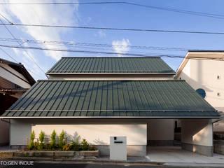オモヤ・ハナレ: 石川直子建築設計事務所・アトリエきんぎょばちが手掛けた家です。,