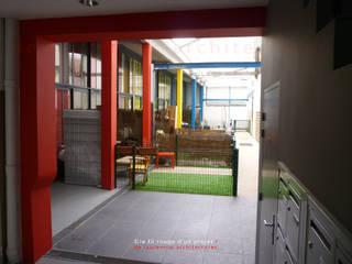 od dE LAURENTIIS Architectures, le fil rouge d'un projet !