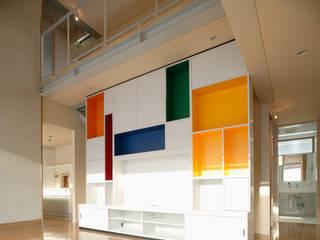 「クライミングウォールの家」: 有限会社松橋常世建築設計室が手掛けたです。