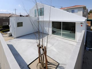 市原忍建築設計事務所 / Shinobu Ichihara Architects Jardines modernos: Ideas, imágenes y decoración