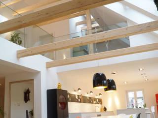 Cactus Architekten Modern dining room