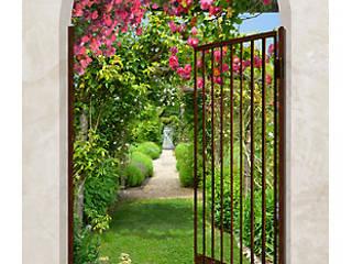 Jardin de roses:  de style  par Creamint