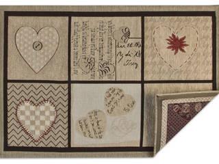 Love:  in stile  di tappeti made in italy