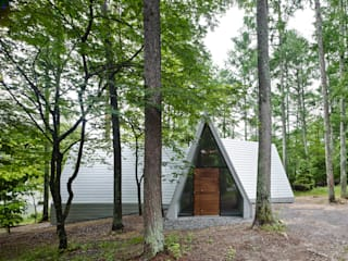 Forest House カスヤアーキテクツオフィス(KAO) Modern houses