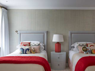 Apartment, Knightsbridge de Helen Green Design Ecléctico
