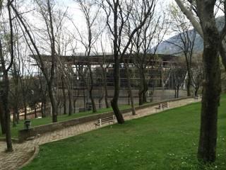 Korfali Archıtecture – Bursa Tefferruc Teleferik Istasyonu:  tarz