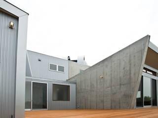 天体望遠鏡のある家 tai_tai STUDIO モダンな 家